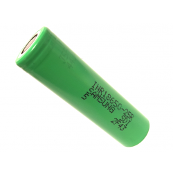 Samsung 18650 25R INR Battery Flat Top 2500mAh 20A