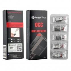 Kanger Upgraded OCC Coil Heads for Subtank