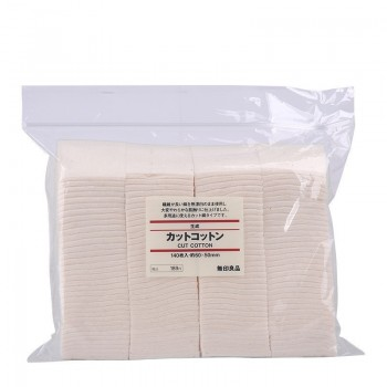 Muji Japanese Organic Cotton Wool 10pcs