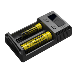 Nitecore Intellicharger New I2 Battery 2-slot Charger