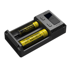 NEW Nitecore I2 20700 and 21700 2-slot Batteries Charger
