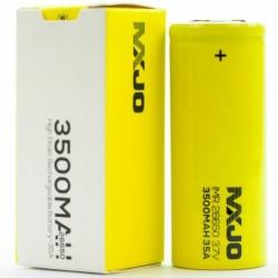 MXJO IMR 26650F 3500MAH 35A 3.7V Flat Top High Drain Battery