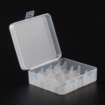 2 x 26650 plastic battery storage box Ireland