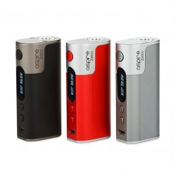 E Cigarette Aspire Zelos 50W TC Box Mod 2500mAh Battery