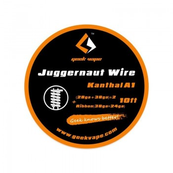 GeekVape Juggernaut Tape Wire 10ft