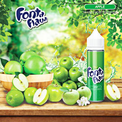 60ml Fonta Flava Liquid - Apple Flavor eJuice