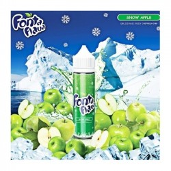 60ml Fonta Flava Liquid - Snow Apple Flavor eJuice