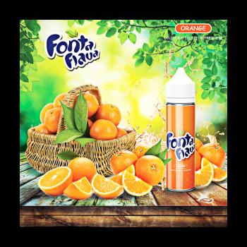 60ml Fonta Flava Liquid - Orange Flavor eJuice