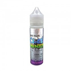 E-liquid Blackcurrant 50ml Cloud Niners