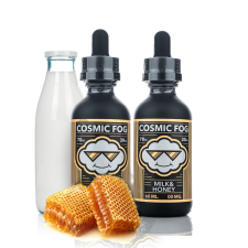 Milk and Honey 50mL E-Liquid by Cosmic Fog Vapors