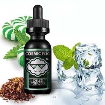 Chilld Tobacco 60mL E-Liquid by Cosmic Fog Vapors