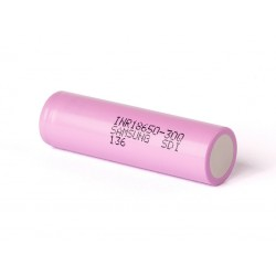 Samsung 18650 30Q 3000mAh 15A High Drain Battery Ireland