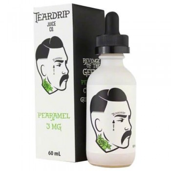 Pearamel 60ml E-Liquid by Teardrip Juice Co