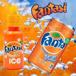 Orange Ice by Fantasi E-Liquid 65ml