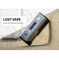 Drone BF DNA166 Lost Vape Squonk Mod