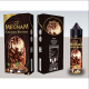 Megnam-Chocolate Hazelnut E-Liquid by Public Juice 60ml