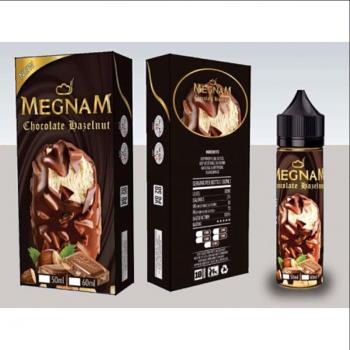 Megnam-Chocolate Hazelnut E-Liquid by Public Juice 60ml
