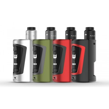 The GBOX BF Squonk Kit 200W Regulated with Radar RDA by Geek Vape!