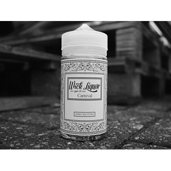 Wick Liquor - Carnival E Liquid 150ml