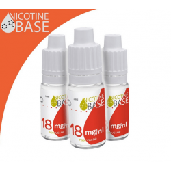 Nicotine Booster E Liquid 18mg / 10ml TPD Ready