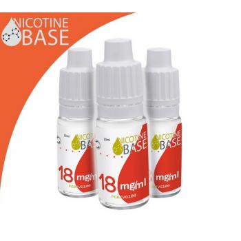 Nicotine Shoot E Liquid 18mg / 10ml TPD Ready
