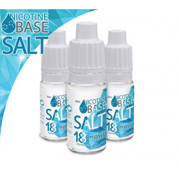 Nicotine SALT Base 18mg 10ml