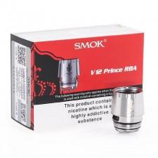 Smoktech V12 PRINCE RBA Coil Heads