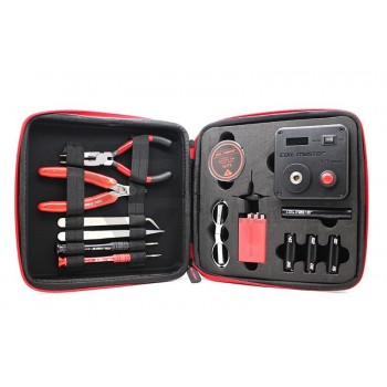 Coil Master DIY Kit V3 with Coiling Jig V4 and Tab 521 V2