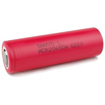 Original Sanyo 20650A Battery 3000mAh 30A