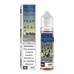 Pacha Mama - Huckleberry Pear Acai 50ml