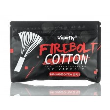 Vapefly Firebolt Organic Japanese Cotton Wool 20Pcs
