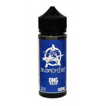 Blue Anarchist E Liquid 100ml