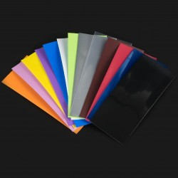 21700 Battery PVC Wraps 5 pcs