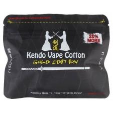 Kendo Vape Cotton - Gold Edition
