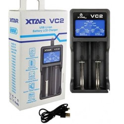 XTAR VC2 21700 Battery Charger
