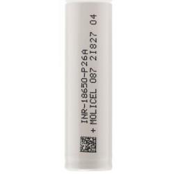Molicel P26A 25A 2600mAh 18650 Battery
