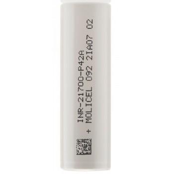 Molicel P42A 30A 4000mAh 21700 E Cigarette Battery
