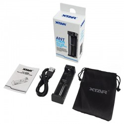 Xtar ANT MC1 Plus Single Bay Lithium-ion Battery Charger