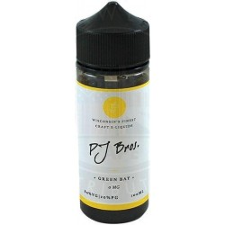 Green Bay E Liquid 100ml Short Fill by PJ Bros
