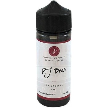 La Crosse E Liquid 100ml Short Fill by PJ Bros
