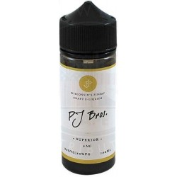 Superior E Liquid 100ml Short Fill by PJ Bros