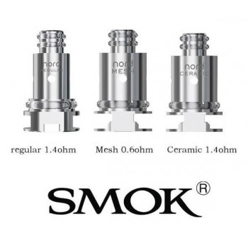 Smok Nord Replacement Coil Heads