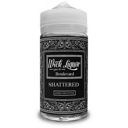 Wick Liquor - Boulevard Shattered E Liquid 150ml