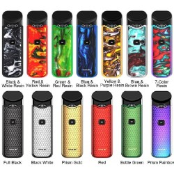 Smok Nord Pod Vape Starter Kit 1100mAh - New Colors
