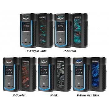 VOOPOO & Woody Vapes X217 Vape Box Mod
