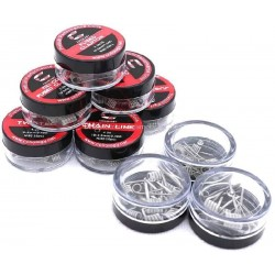 Premade Coilology Coil Heads 10Pcs for RTA and RDA Atomizers
