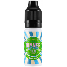 Apple Sours 20mg Nic Salt E Liquid By Dinner Lady