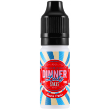 Sweet Fruits 20mg Nic Salt E Liquid by Dinner Lady