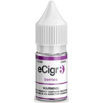 eCigr8 Berries Nic Salt 10ml 20mg E Liquid