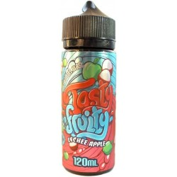 Lychee Apple by Tasty Fruity E Liquid 100ml Short Fill